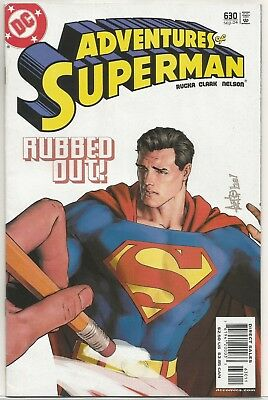 Adventures of Superman #630 : DC Comic book from September 2004