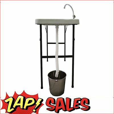 5%Off with PERCENT5 Code: Full Bait/Fillet/Food Prep/Washing Up Table,Folding