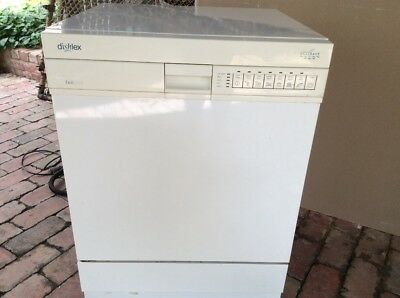 Dishlex dishwasher - hardly used, like new