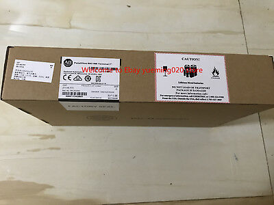 2017 ALLEN BRADLEY 2711R-T7T 2711RT7T Panelview ,New, Sealed,ship DHL