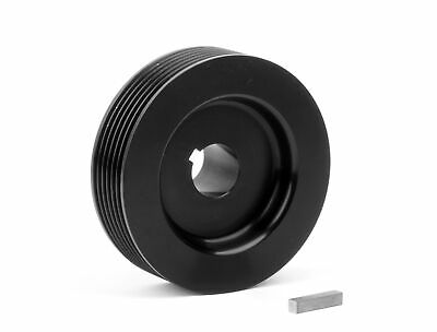 """Weiand 6793 Weiand Powercharger Upper Pulley - 6-Rib, 3.48"""" Diameter"""