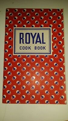 1937 Royal (Baking Soda) Cook Book