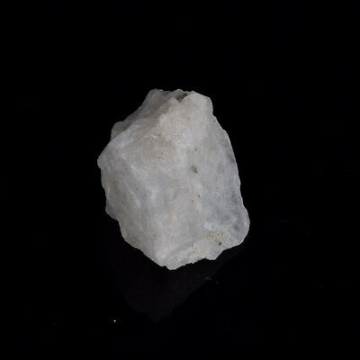 22 mm Egl Certified Natural 47.50 Ct. White Rainbow Rough Loose Gemstone V-5772