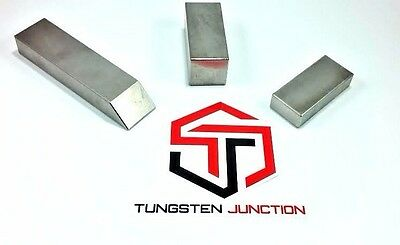 3Pc Tungsten Bucking Bar Set Most Popular Sizes Aviation Tools Free Shipping