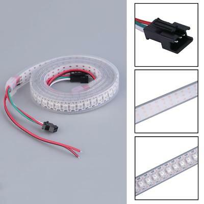 1m 144 LED DC5V WS2812B WS2811 RGB Pixel 5050 LED Strip Striplight Waterproof OP