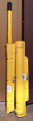 Hastings Kv Fiberglass Electric  Line Insulator Shields Guards Used