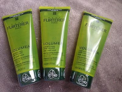 Volumea Furterer Lot De 3 Flacons 200ml