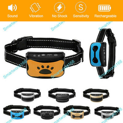 Rechargeable Waterproof 1/2/3 Dog No Shock Training Pet Trainer With Remote