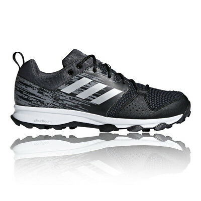 adidas Mens Galaxy Trail Running Shoes Trainers Sneakers Black Sports Breathable