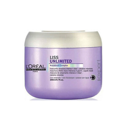 L'Oreal Liss Unlimited Mask 200ml OFFER
