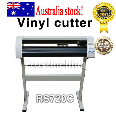 "New USB 24"" Cutting Plotter Vinyl Cutter Printer Redsail RS720C With Stand AU"