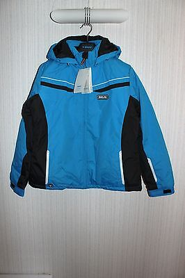 Ski/Snowboard jacket from BRUGI (Italy) for women. Size L, BNWT, RRP was 75 £.