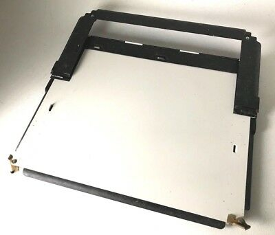 "Durst Comask Enlarger Baseboard 10X8"" Easel For Borders"