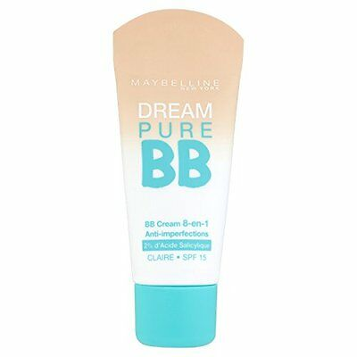 Gemey Maybelline Dream Pure Bb Cream 8 En 1 Light/claire