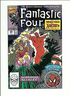 Fantastic Four #342 (Vf+) 1990 Marvel  Simonson Cover Discounted Shipping!!!