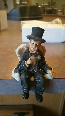 Boyds Bears & Friends The Wee Folkstones Collection Tuxworth J Angelman