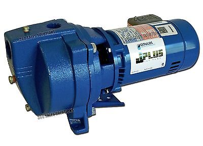 Goulds J7S Jet Pump - 3/4 HP - 115v / 230v - ( NEW )