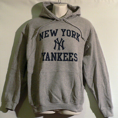 New York Yankees Hoodie / Kapuzenpullover / Jumper - MLB Baseball - Majestic - L
