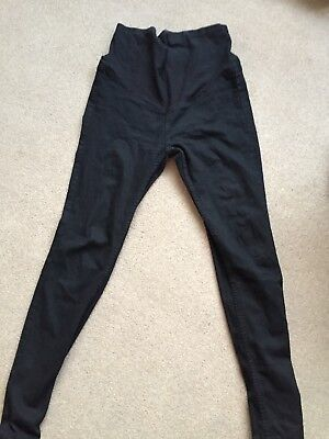 H&M Maternity Jeans Jeggings Size 10 Europe 36