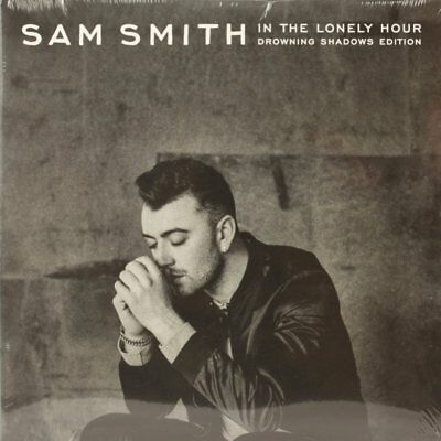 sam smith lp x 2 in the lonely hour drowning shadows