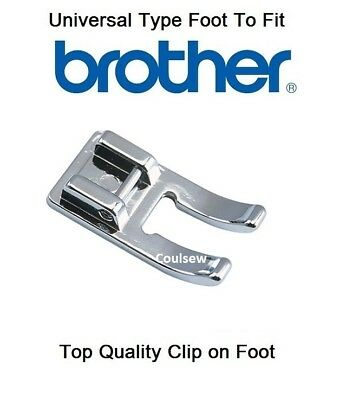 Open Toe Craft Applique Metal Foot Fits BROTHER SEWING MACHINES