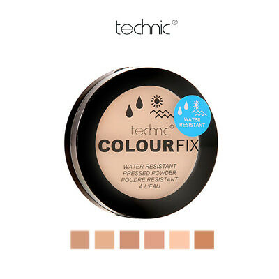 Technic Colour Fix Water Resistant Pressed Face Setting Powder