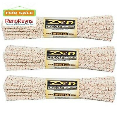 Pipe Cleaners Zen Bundles Hard Bristle 132 Count 6 Inch Long Improvement Home