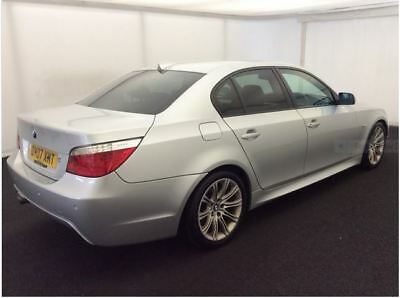 07 Bmw 520D Bhp M-Sport, Leather, Climate, Alloys, Fabulous Looking 6 Services