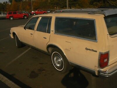 1977 Chevrolet Caprice Classic I am the original owner, bought new in Arizona. Has the 350 V8 engine.