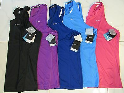 6693d195b61 NIKE DRI FIT Womens Miler Running Tank Top Plus Size 520498 Nwt ...