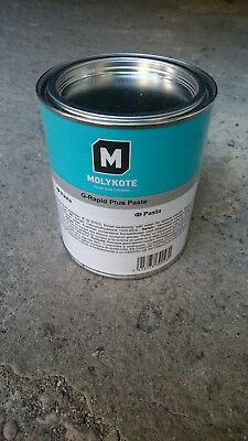 Molykote G-Rapid Plus Paste Fett Festschmierstoff 1000g