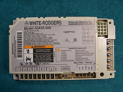 White-Rodgers 50A50-206 Ignition control module 10207702