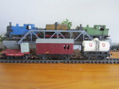 Tri-ang/Hornby Railways Goods Wagons x3 Lot 2