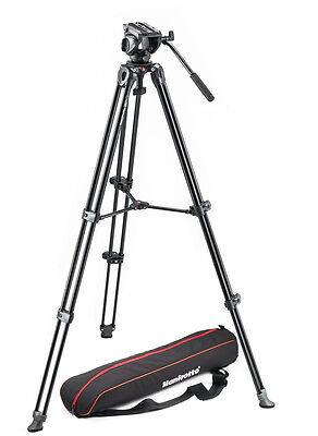 Manfrotto MVK500AM twin leg video system