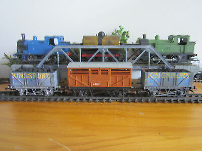 Tri-ang/Hornby Goods Wagons X3 Lot 5