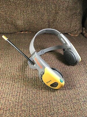 sony walkman srf hm55 headset tested please see description rh picclick com Sony Walkman SRF Sony Srf- 36