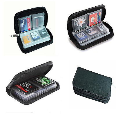 US Stock Memory Card Wallet Holder Micro SD Carry Case Pouch Storaging Bags