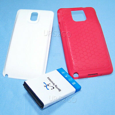10300mA Extended Double layer Battery Cover Case for Samsung Galaxy Note 3 N900V