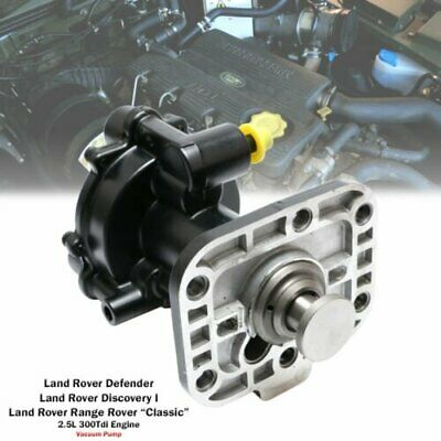 NEW Brake Vacuum Pump For Land Rover Defender Discovery 2.5L 300TDI ERR3539