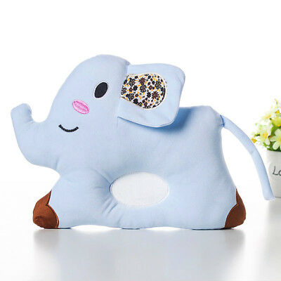 NEW Cute Elephant Arrival Baby Soft Pillow Infant Toddler Lovely Baby Bedding