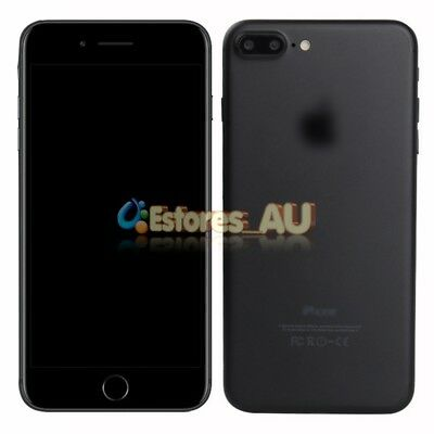 Matte/Bright Black Non-Working Dummy Phone Display Fake Model For iPhone 7 Plus