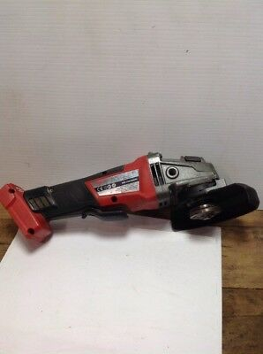 Milwaukee M18 Fuel Angle Grinder CAG125XPD