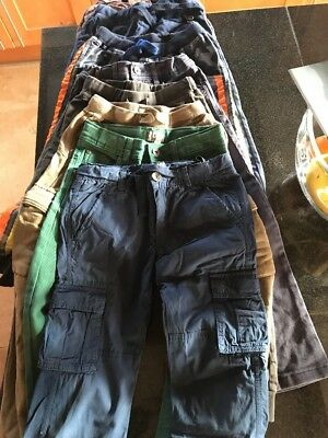 Boys Trouser Bundle Age 7 iDO