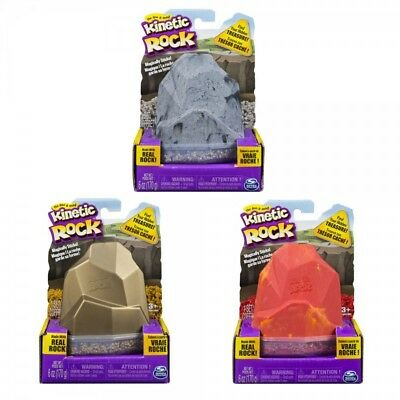 Kinetic Sand Rock Pack Assorted