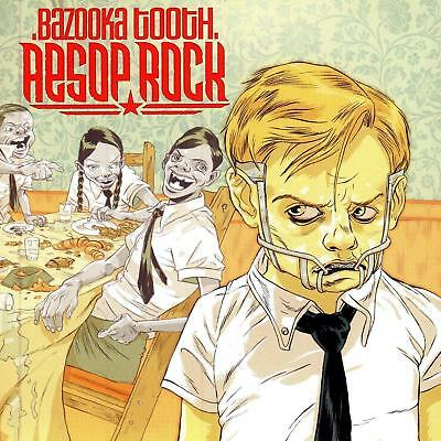 AESOP ROCK ‎– BAZOOKA TOOTH 3 x VINYL LP (NEW/SEALED)
