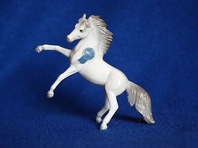 Breyer Rearing Andalusian Stablemate Bravo 2015 SR JAH Vintage Collectors Club