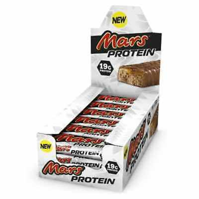 Mars Protein Bars 18x57g New Sealed Box