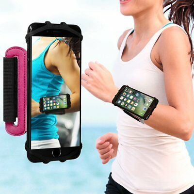 Cell Phone Wrist Band  iPhone 7 Plus Holder Bracelet Running Workout Accessories