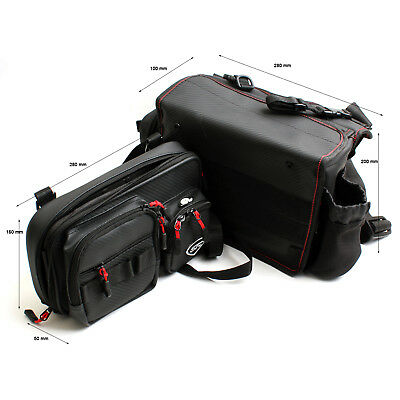 Fishing Tackle Bag Egi Squid Jig Lure Cases 32Holes