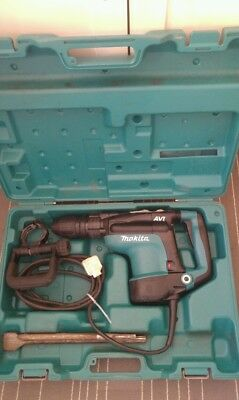 Makita HR4011 SDS Max Rotary Hammer Demolition Drill Breaker AVT 240V